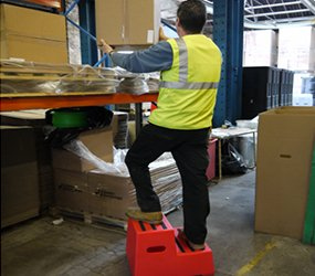 A Spotlight On: Our Plastic Moulded Safety Steps