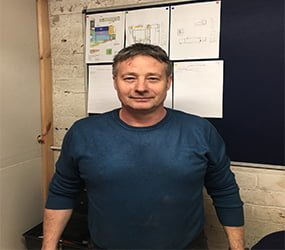 excelsior welcomes tony brierley as facilities manager feature image