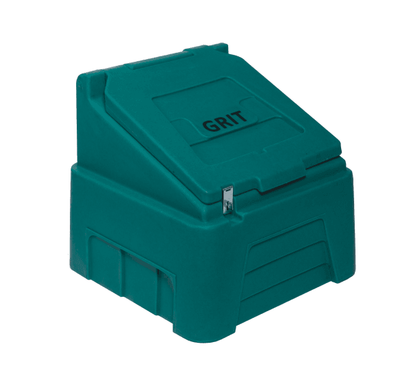 Heavy Duty Grit Bins - RW0002 - Forest Green