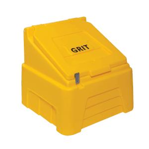 Heavy Duty Grit Bins - RW0001 - Yellow