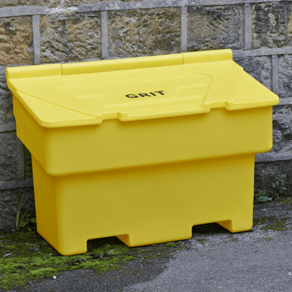Stackable Grit Bins - RW0005 - Yellow