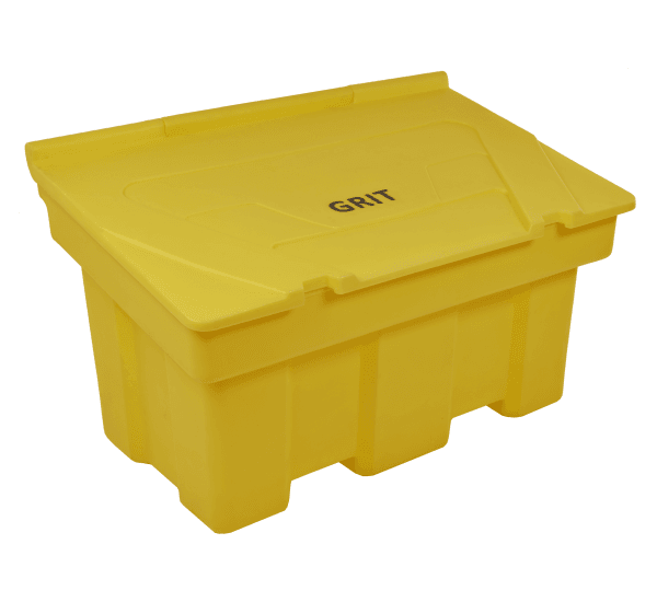 Stackable Grit Bins - RW0006 - Yellow