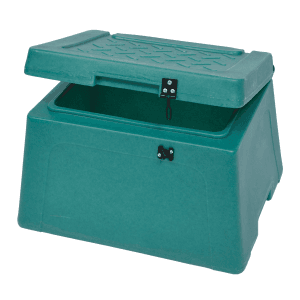 Small/Domestic Grit Bins - RW0007 - Forest Green