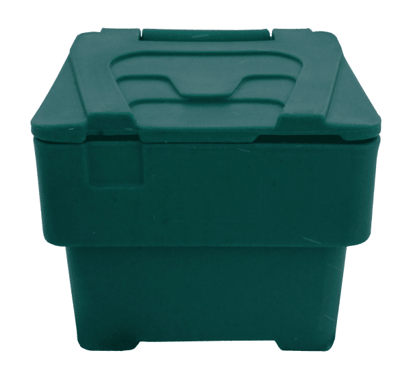Small/Domestic Grit Bins - RW0020 - Forest Green