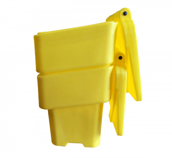 Stackable Grit Bins - RW0021 - Yellow