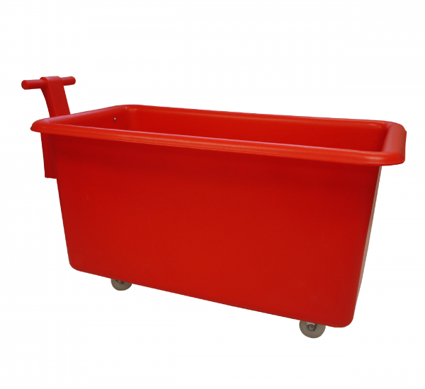 Mobile Trucks Red Handle