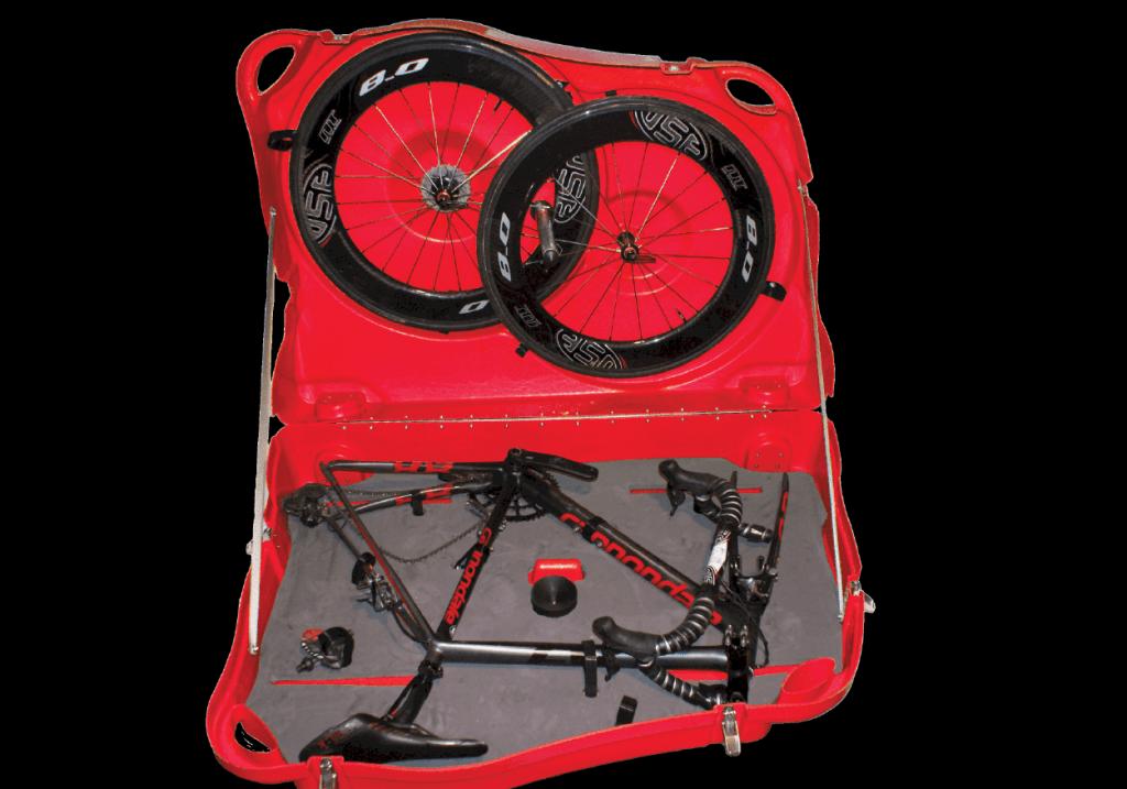 The Bikebox Velo Vault2